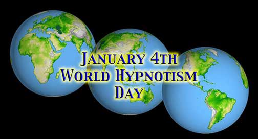 World Hypnotism Day